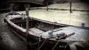 antique boat